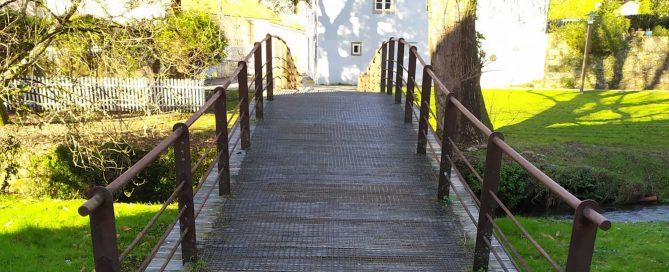 Las mallas antideslizantes para pavimentos de madera Trek-Net son productos respetuosos con la naturaleza