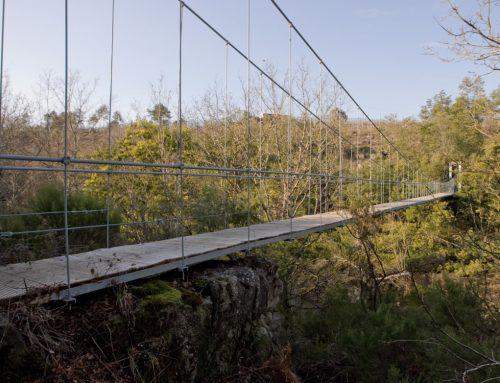 Descubre cuatro de los mejores puentes colgantes en Galicia