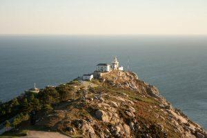 La Ruta de los Faros de Galicia tiene un recorrido de 200 km