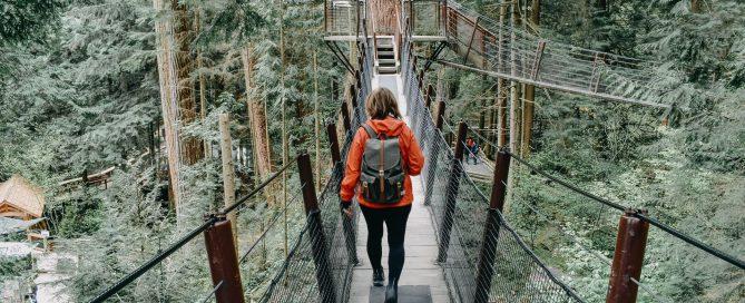 La capacidad es uno de los aspectos a tener en cuenta a la hora de escoger una mochila de senderismo