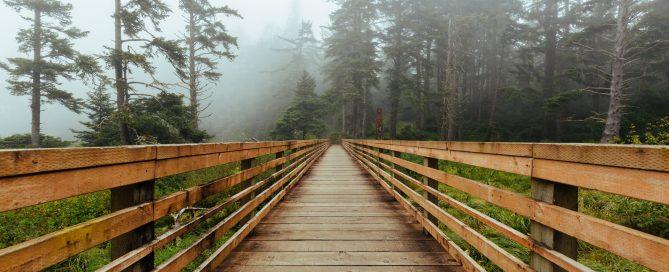 Las rutas por pasarelas con encanto en Galicia te permitirán descubrir paisajes y lugares impresionantes